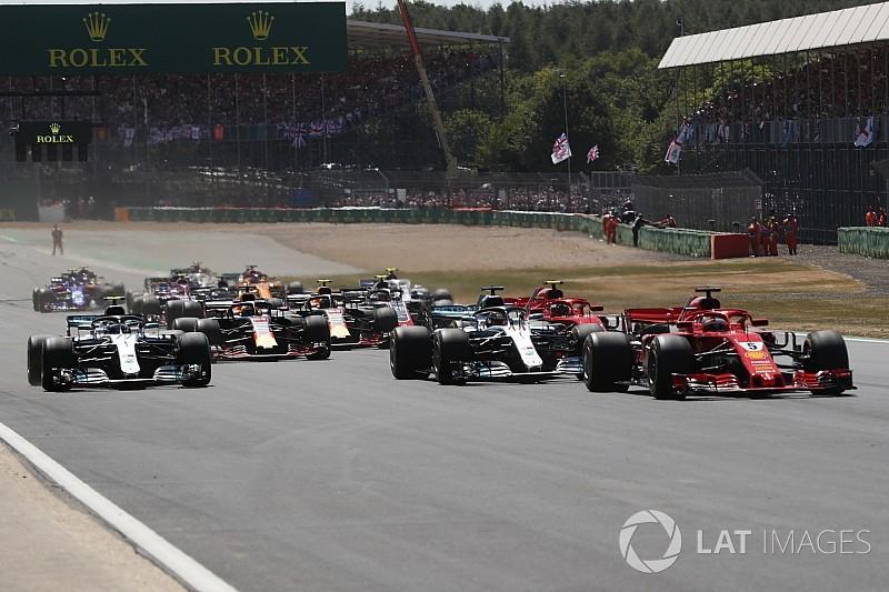 F1 manufacturers eye U-turn on 2021 engine rules