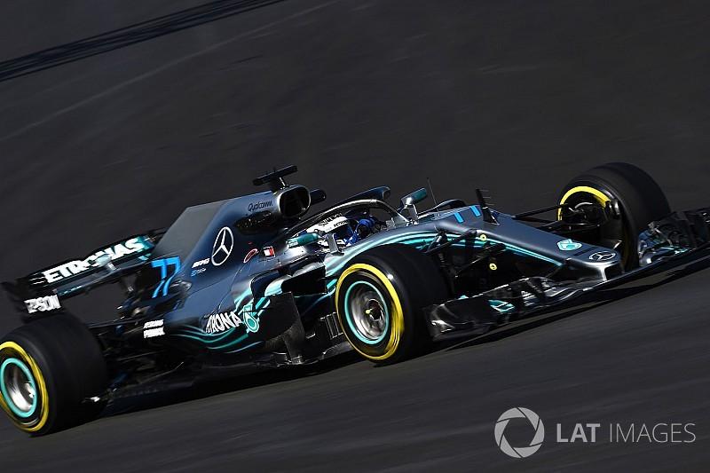 Боттас: Даже мы не знаем темпа Mercedes на одном круге