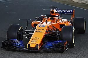 Alonso nagyszerűnek érzi a McLaren-Renault-ot:
