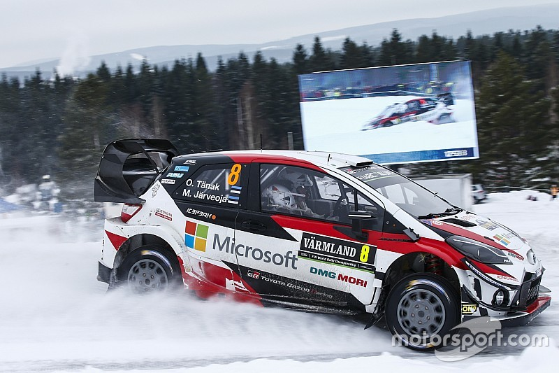 Al-Attiyah closing on part-time Toyota WRC deal