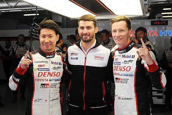 WEC Kobayashi voa e é pole na China; Senna é pole na LMP2