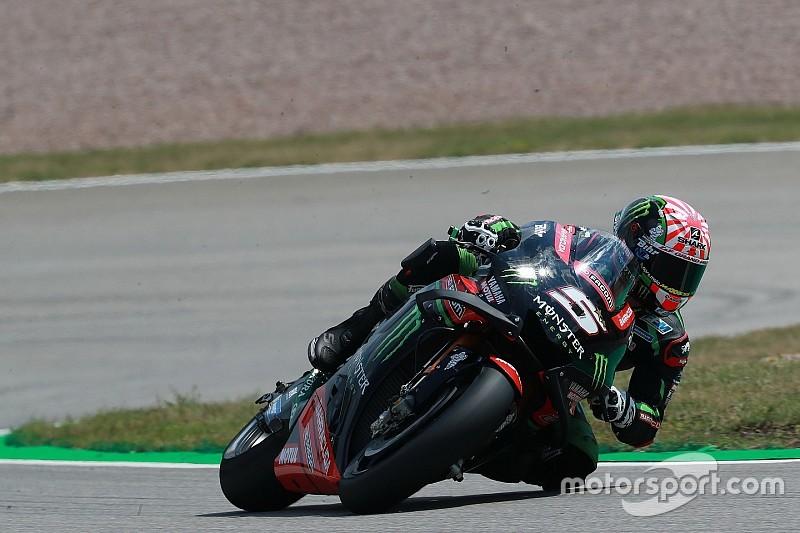 FP1 MotoGP Ceko: Zarco ungguli Dovizioso-Marquez