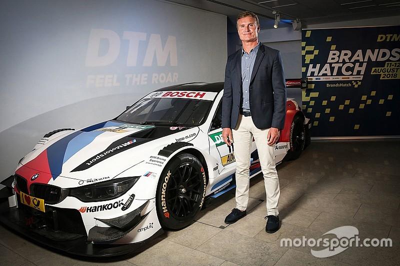 Coulthard critica divulgação do DTM fora da Alemanha