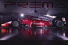 FIA F2 Prema dévoile sa livrée 2018