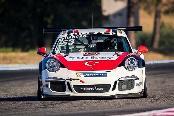Porsche Yarış raporu