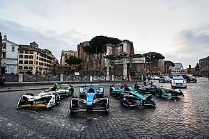 Formula E Ultime notizie Al via le registrazioni per accedere gratis all'ePrix di Roma!