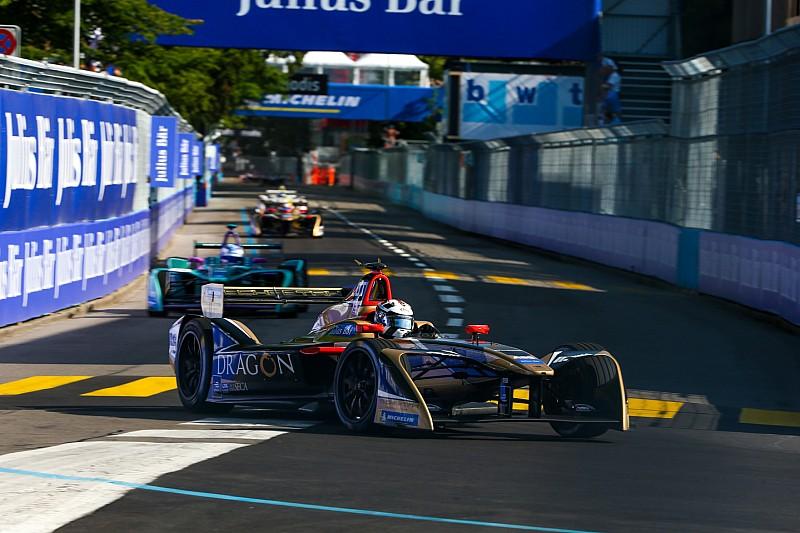 Andre Lotterer in der Formel E: