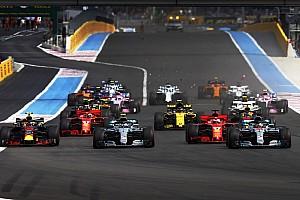 Formule 1 Diaporama Photos - La course du Grand Prix de France 2018