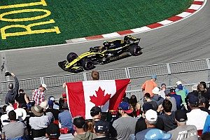 Formula 1 Breaking news All six Renault drivers take new engines in Canada