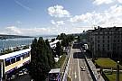 Formule E La grille de départ de l'E-Prix de Zurich