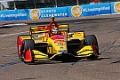 St. Pete IndyCar: Hunter-Reay leads second session