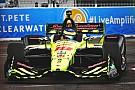"""IndyCar Coyne admite sorte em vitória: """"Não tínhamos carro top 3"""""""