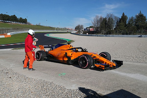Formula 1 Breaking news McLaren says reliability issues have been sorted