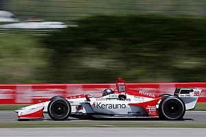 """IndyCar Breaking news Andretti: """"We can win from seventh, especially if it's wet"""""""