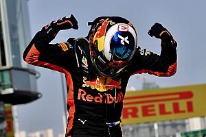 Formule 1 Actualités Ricciardo: Il faudra plus de victoires pour me convaincre de rester