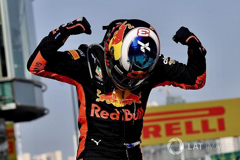 Ricciardo: Il faudra plus de victoires pour me convaincre de rester