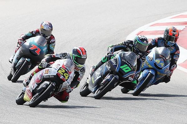 """Moto3 速報ニュース MotoGPコラム:""""正念場""""鈴木竜生、「もはや9位では満足できない」"""