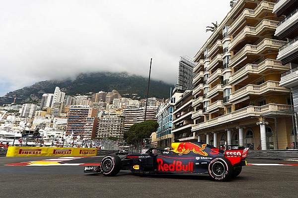 Formula 1 Practice report Monaco GP: Ricciardo leads Red Bull 1-2 in FP1