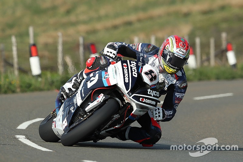 Superbike star Dan Kneen killed in Isle of Man TT crash