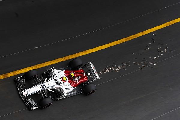 360 fokos F1-es onboard felvétel Monacóból: Leclerc