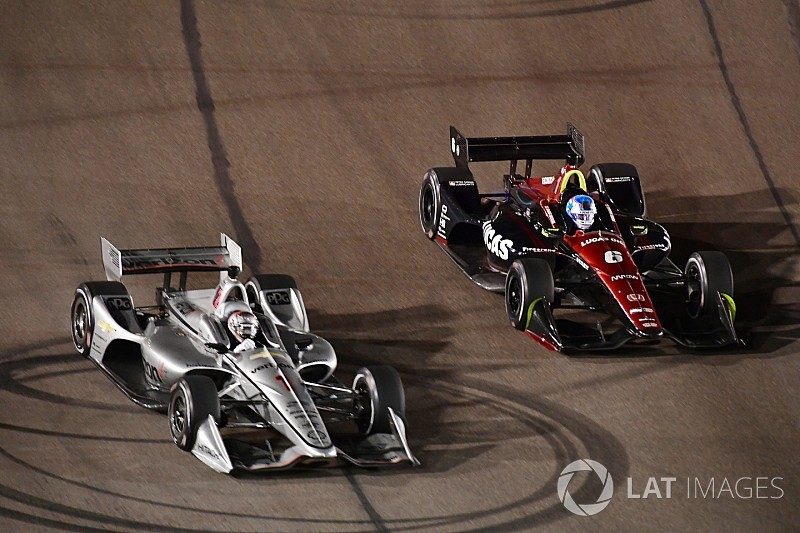 """Schmidt: Wickens """"had to go for the win"""" on old tires"""