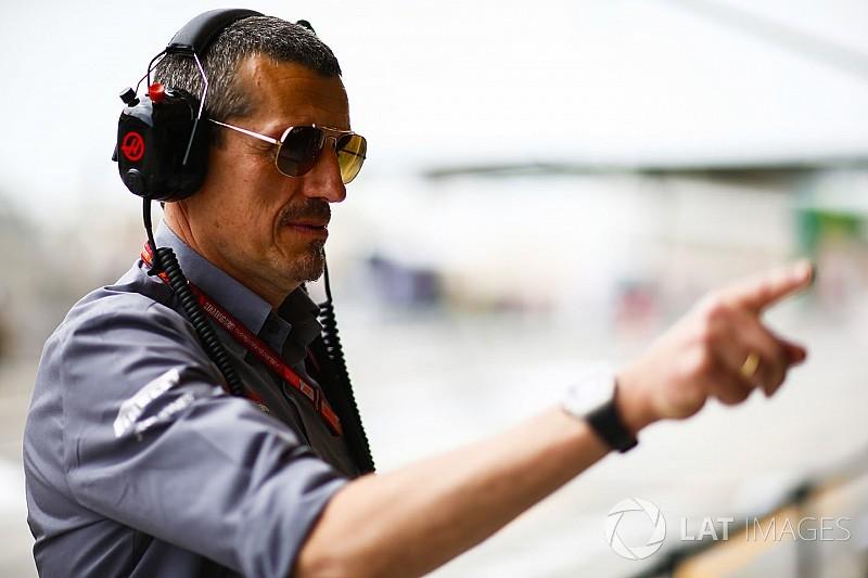 Steiner: F1