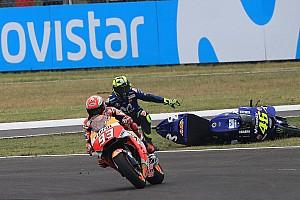 MotoGP Intervista Marquez non teme una nuova guerra con Rossi:
