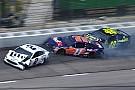 Падения в MotoGP и завал в NASCAR: лучшее гоночное видео уик-энда