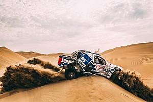 Fotogallery: la terza tappa della Dakar 2018