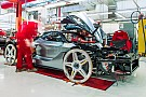 Auto Ferrari augmente sa cadence de production à Maranello