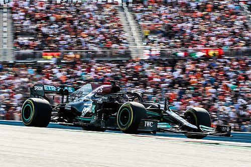 """Hamilton deluso: """"Gara durissima, non potevo fare di più"""""""