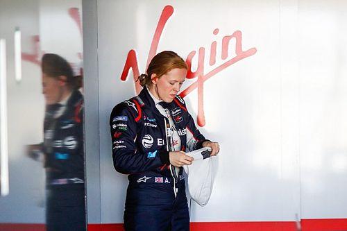W Series driver Powell joins Envision Virgin as Formula E sim driver