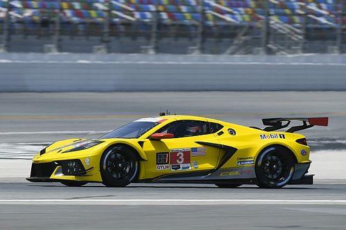 """Corvette drivers celebrate """"special"""" 100th IMSA win"""