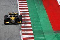 Mick Schumacher 5. lett az F2-es időmérőn, Zhou a pole-ban Ausztriában