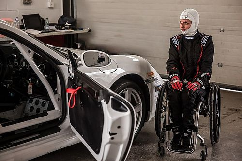 "Nathalie McGloin: Disabled racers are ""doing incredible things"""