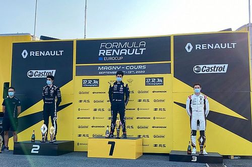 Renault Eurocup: Collet e Martins protagonisti a Magny Cours
