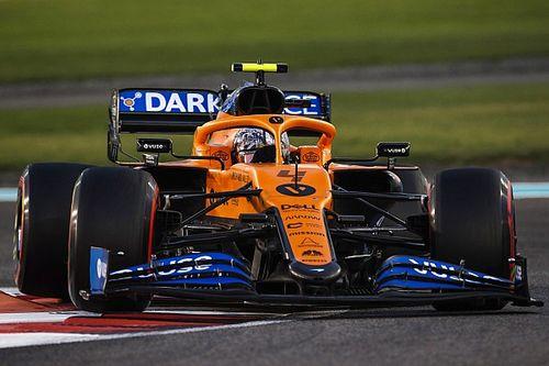 Valószínűleg megvan a McLaren MCL35M alapszíne (kép)