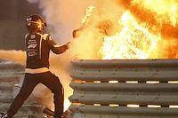 El héroe médico narra cómo fue rescatar a Grosjean entre llamas