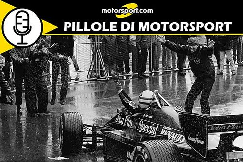 Podcast: Estoril '85, la prima magia iridata di Senna