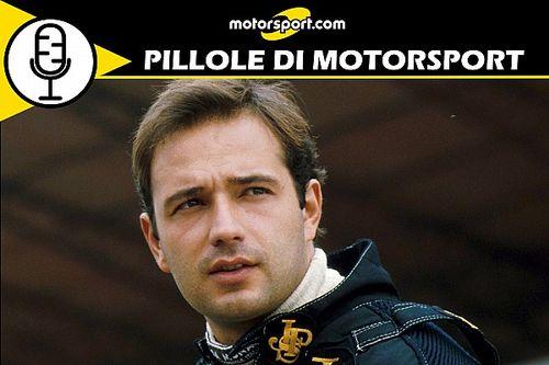 Podcast: Elio de Angelis, il pianista gentiluomo della Formula 1