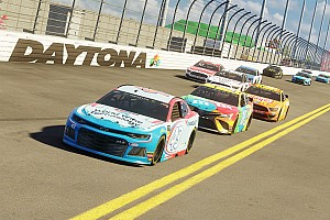 eNASCAR Heat Pro League Showcase gets underway at Daytona