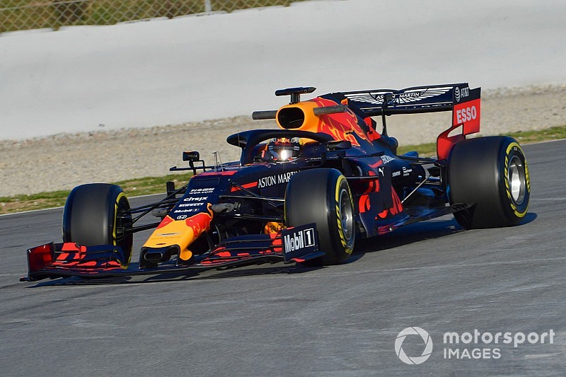 Verstappen: Red Bull-Honda RB15 harika hissettiriyor