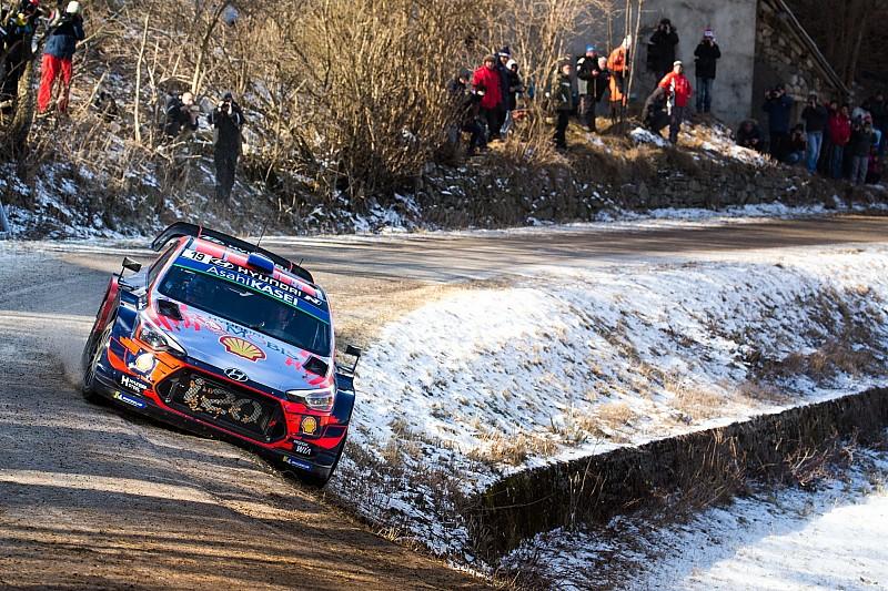 La FIA planea cambiar a un WRC eléctrico o híbrido a partir de 2022