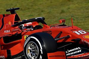 Леклер остался быстрейшим во второй день тестов Ф1