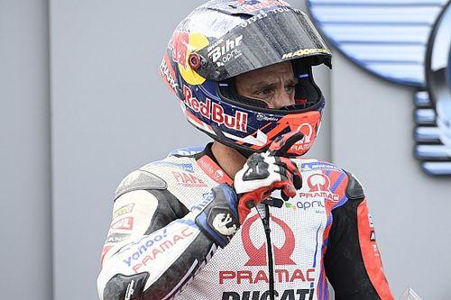 Startopstelling voor de MotoGP Grand Prix van Duitsland