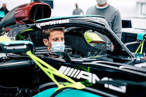 Tes Perpisahan F1, Grosjean Akan Kemudikan Mercedes W10