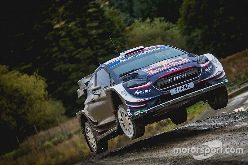 Ogier vence en Gales y pone el WRC al rojo vivo