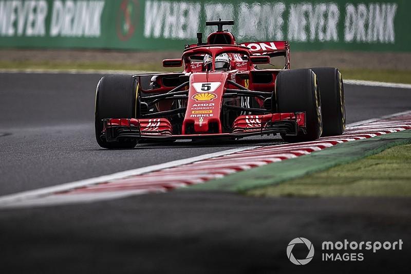 Sebastian Vettel nimmt Ferrari in Schutz: