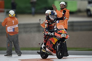 MotoGP riders praise Oncu for