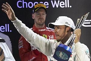 Los datos de las 100 primeras carreras de la era híbrida de la F1